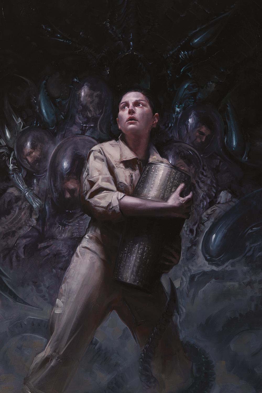 Alien #1 by David Palumbo
