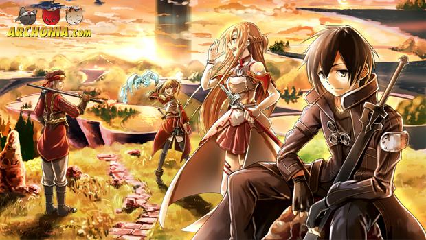 Sword Art Online Pre-orders!
