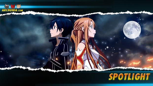 Archonia's Spotlight: Sword Art Online