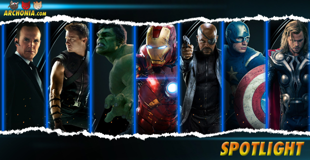 Archonia's Spotlight: The Avengers