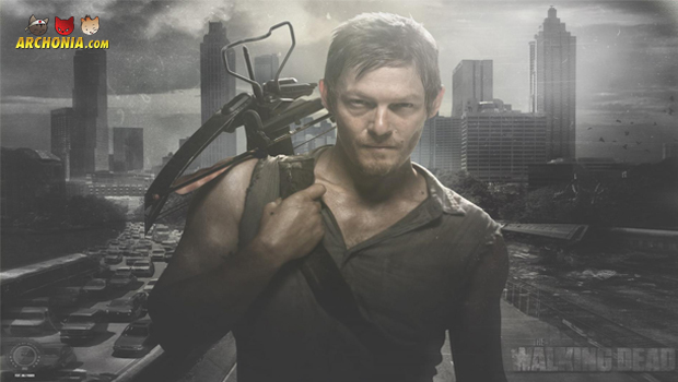 Daryl Dixon action figure pre-order