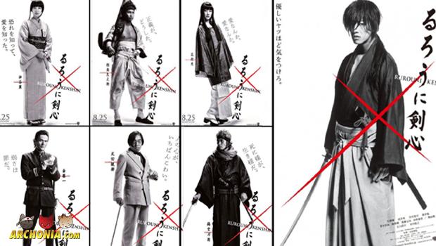 Rurouni Kenshin: Makoto Shishio revealed!