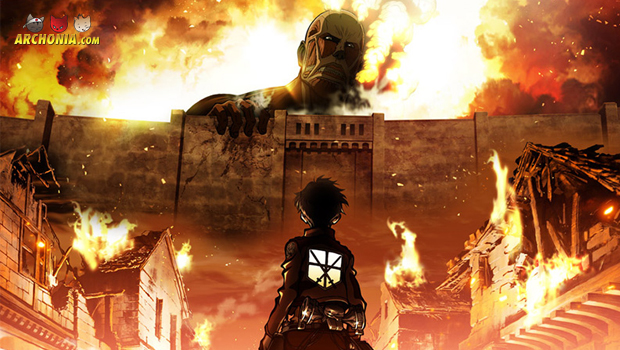 Attack on Titan Part I: Crimson Bow and Arrow Teaser Streamed