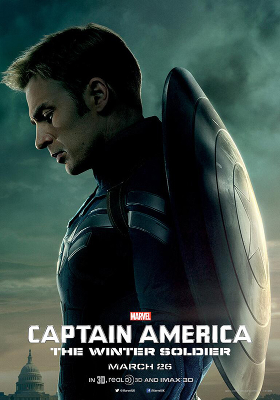Captain America UK version