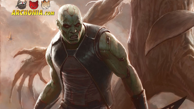 Guardians of the Galaxy : Drax the Destroyer