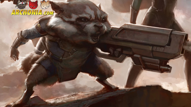 Guardians of the Galaxy : Rocket Raccoon