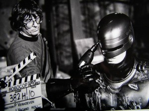 robocop behind the scenes