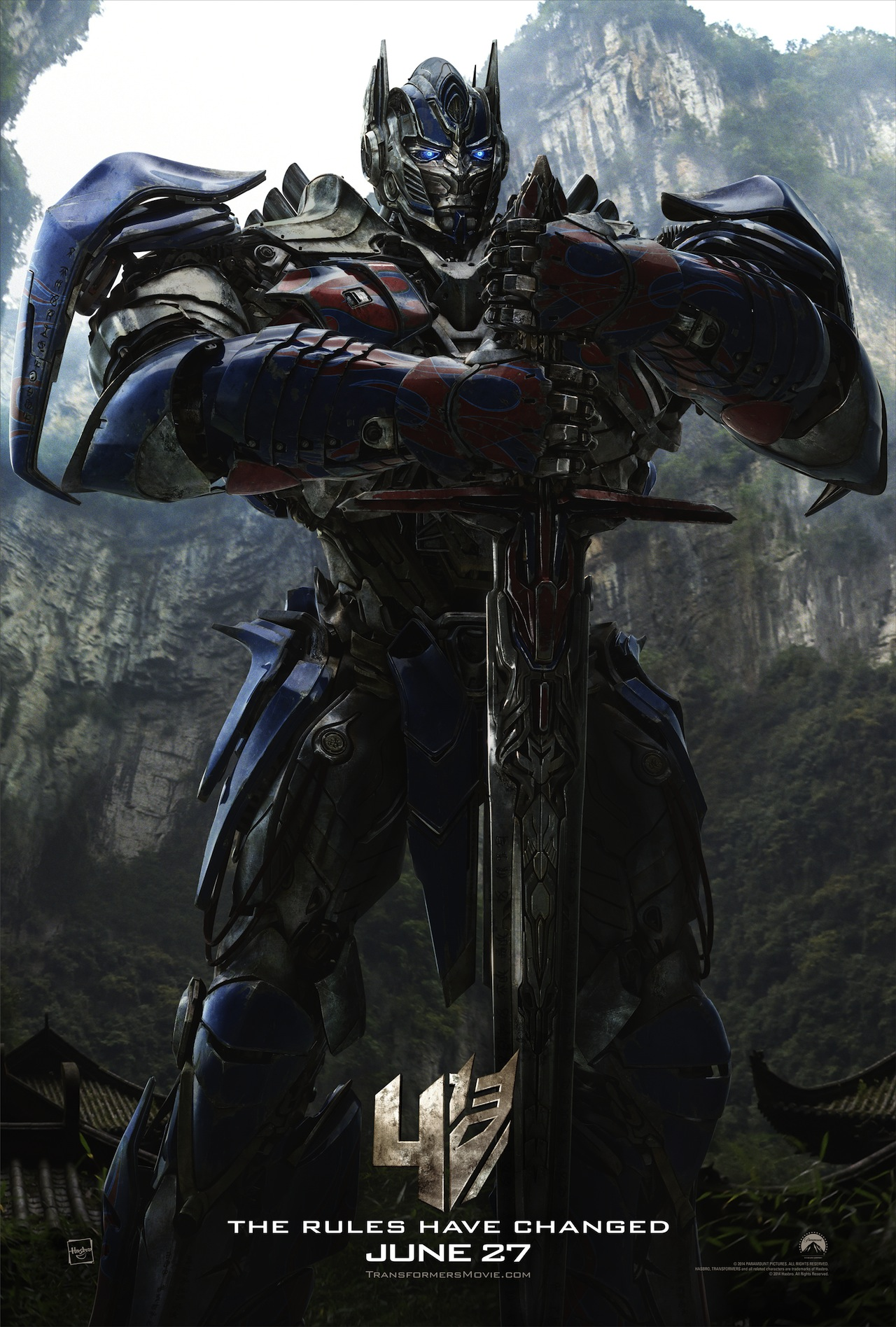 Transformers: Age of Extinction 1