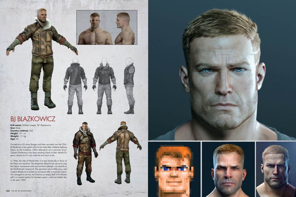 Wolfenstein The New Order Art 2