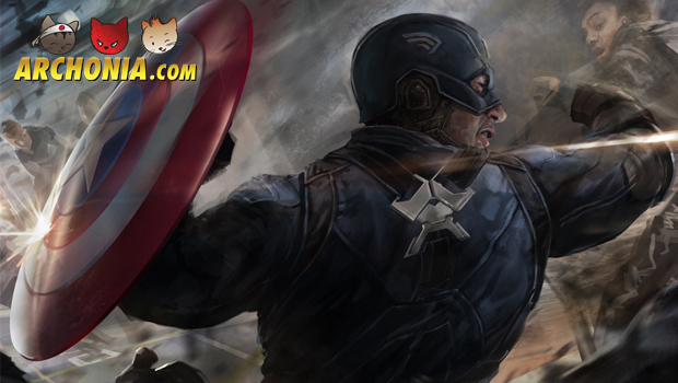 Win the last Captain America The Winter Soldier premiere tickets!