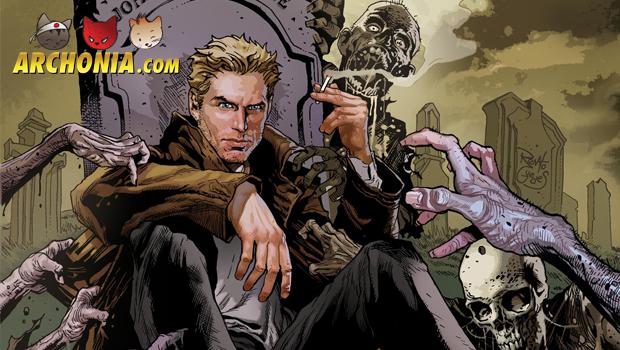 Constantine TV Series Trailer Released!