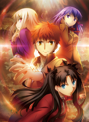 Fate/Stay Night remake cast revealed!
