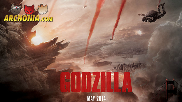 Godzilla (2014) Official Teaser Trailer