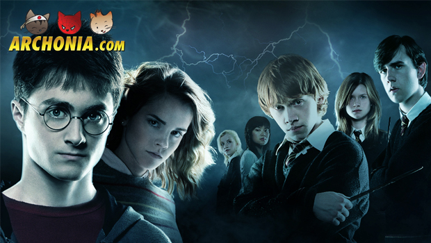 Harry Potter Alternative Universe