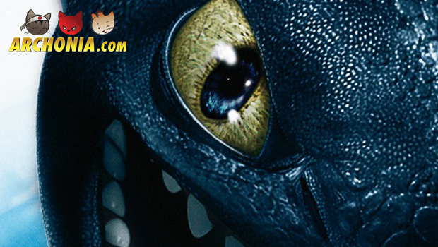 How To Train Your Dragon 2: New Species revealed!