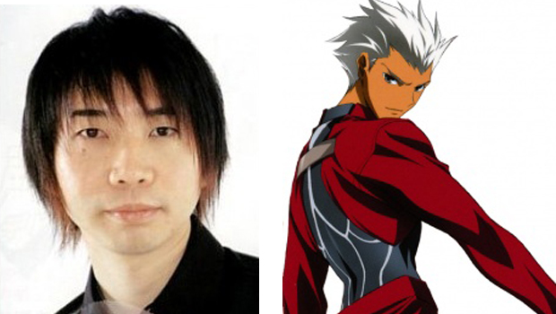junichi suwabe as archer2