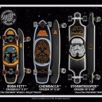 Santa Cruz Star Wars Cruzers