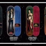 Santa Cruz Star Wars Skateboards Characters