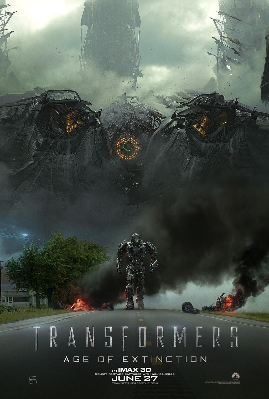 Transformers: Age of Extinction 5