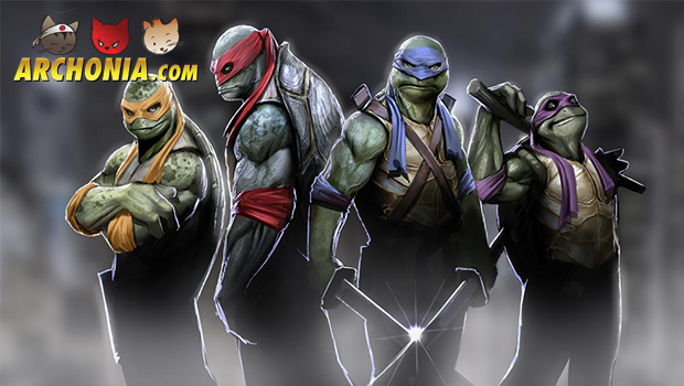 Two New Teenage Mutant Ninja Turtles Trailers