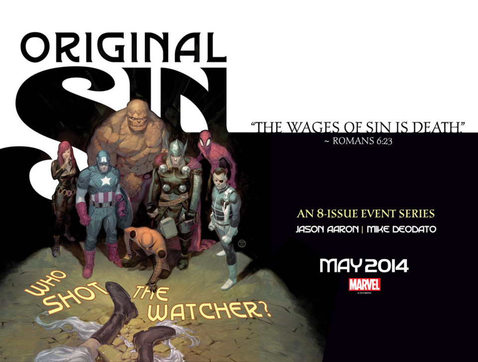 Original Sin Coming Soon