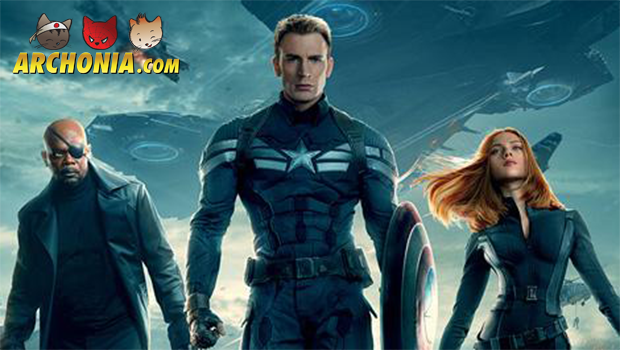 Win Captain America: The Winter Soldier Posters