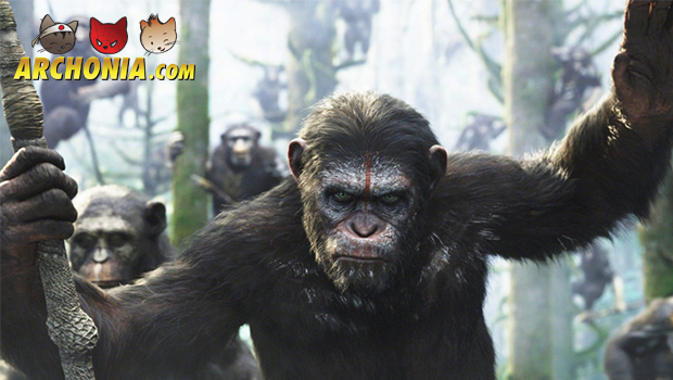 Dawn of the Planet of the Apes: Behind the Scenes Features!