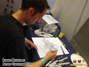 antwerpconvention2014_romano_molenaar