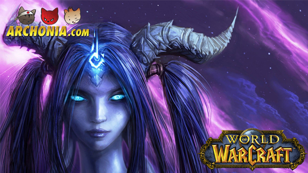 World Of Warcraft: Warlords of Draenor Artcraft - Daughter of Argus