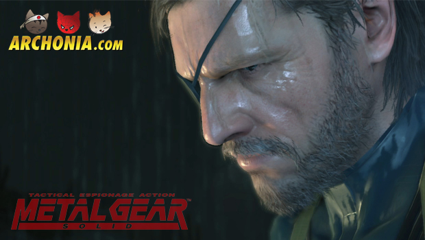 Metal Gear Solid: The Phantom Pain Gameplay Video