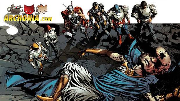 Marvel reveals marketing plans for ORIGINAL SIN