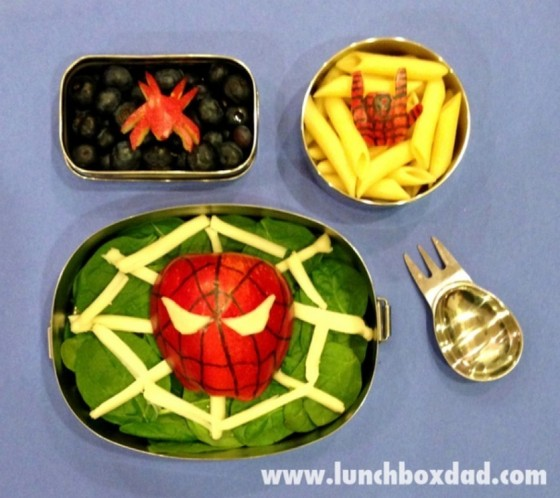 spiderman-hero-dad-makes-incredible-movie-lunches-with-minions-and-more-i-want-them