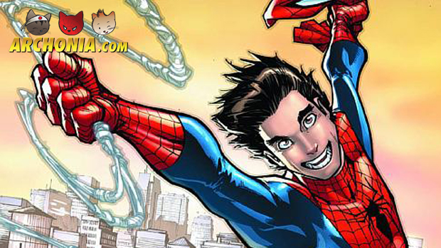 The Amazing Spider-Man #1 Flying in this week!