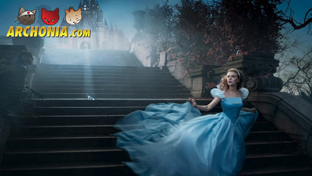 Cinderella Teaser revealed!