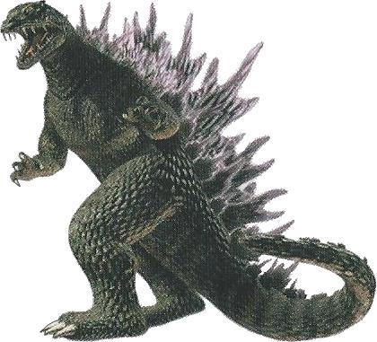 Godzilla enkel