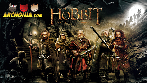 The Hobbit: Concept Art of Smaug