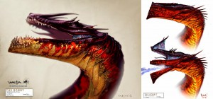 hobbitsmaugpearce1-check-out-some-of-smaug-creator-s-rejected-designs