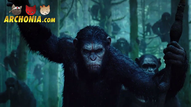 Motion Capture Takes Over In Dawn Of The Planet Of The Apes