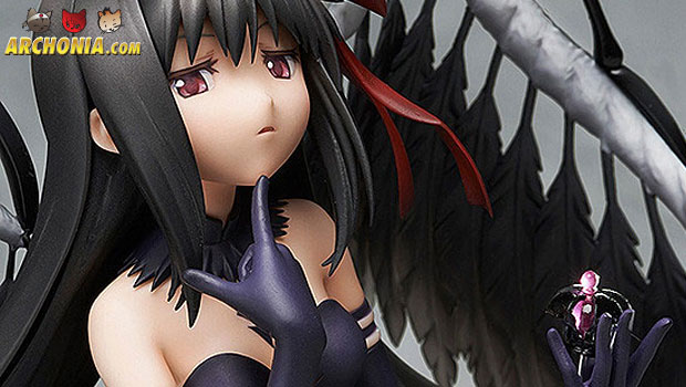 Guest Post: Devil Homura from the Puella Magi Madoka Magica series!