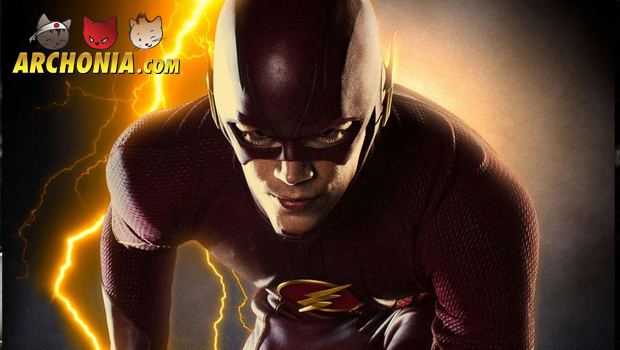 The Flash is making his debut on television