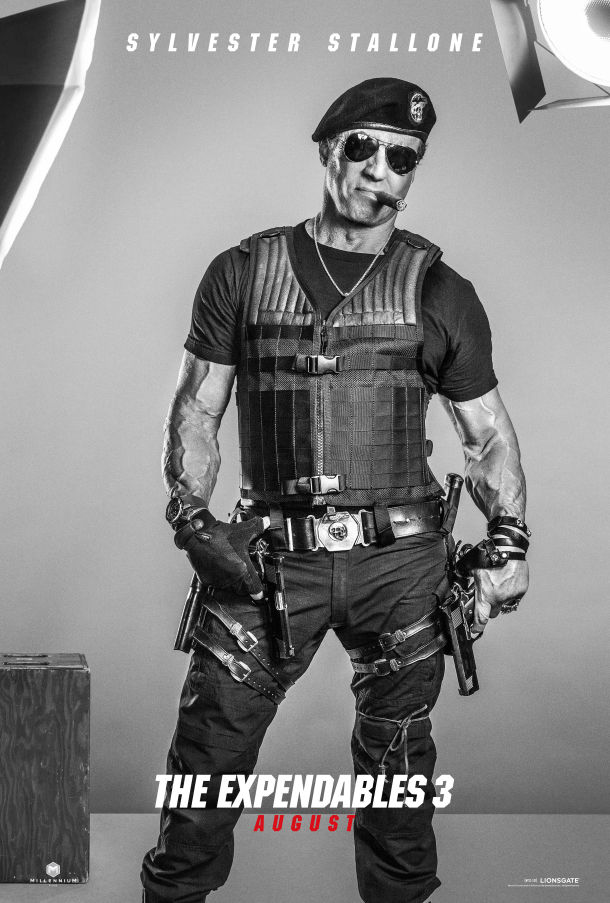 Expendables 3 - Sylvester Stallone