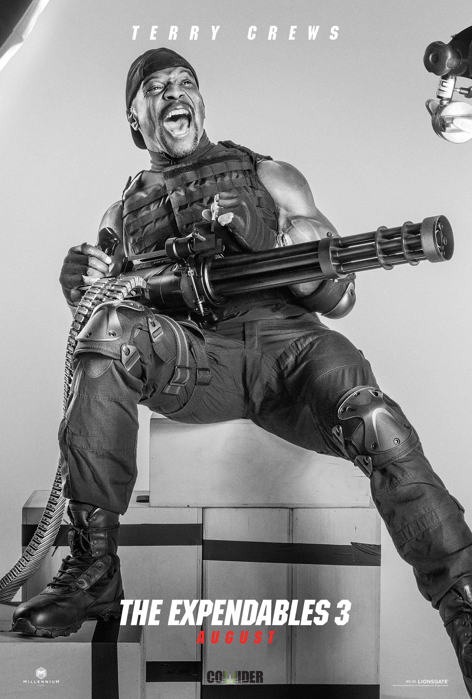 Expendables 3 - Terry Crews