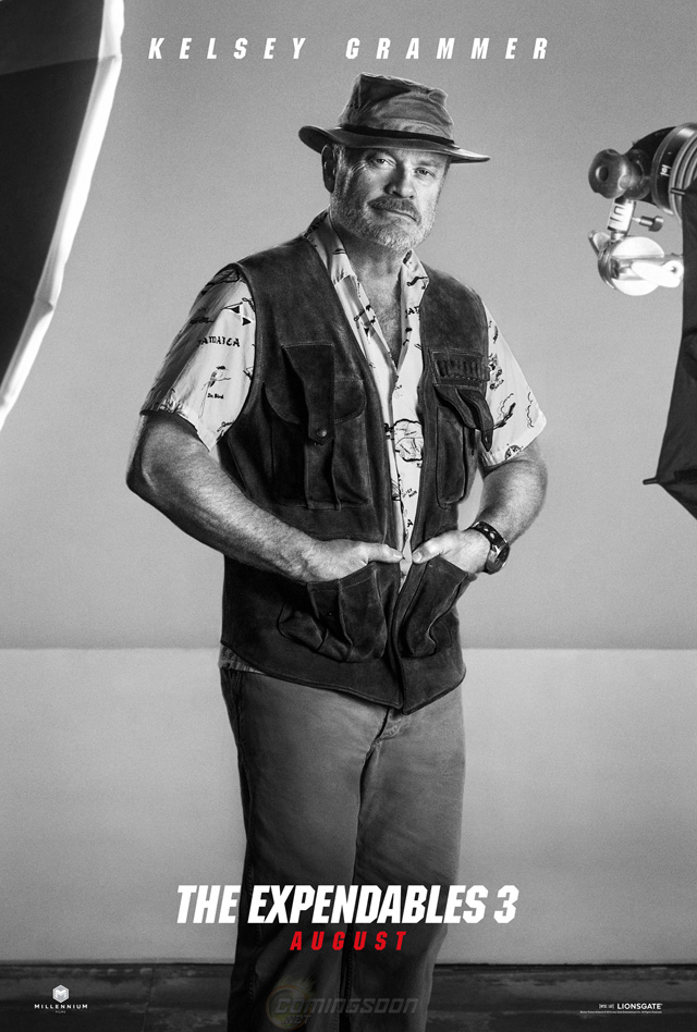 Expendables 3 - Kelsey Grammer