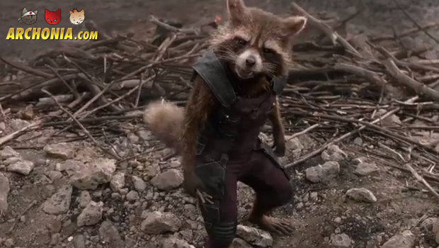 Guardians of the Galaxy extended preview footage!