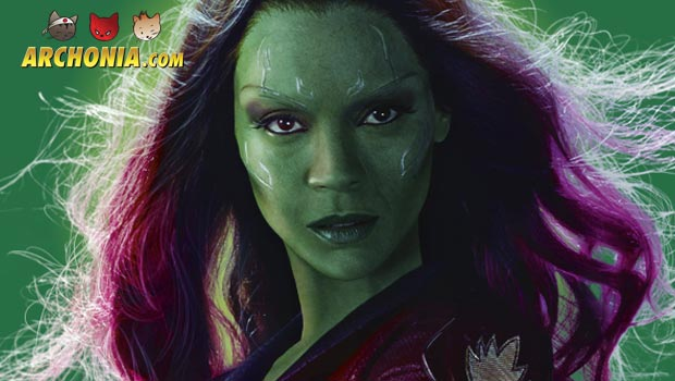Spotlight on Gamora - Guardians of the Galaxy