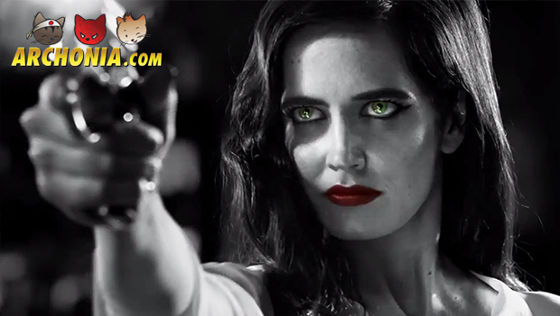 New Sin City 2: A Dame To Kill For Movie Clip and TV Spot