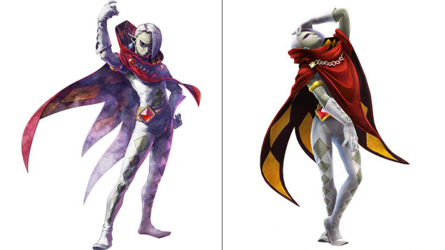Ghirahim: Skyward Sword, Hyrule Warriors