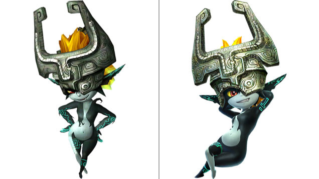 Midna: Twilight Princess, Hyrule Warriors
