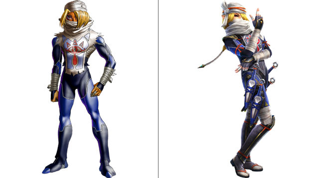 Sheik: Ocarina of Time, Hyrule Warriors