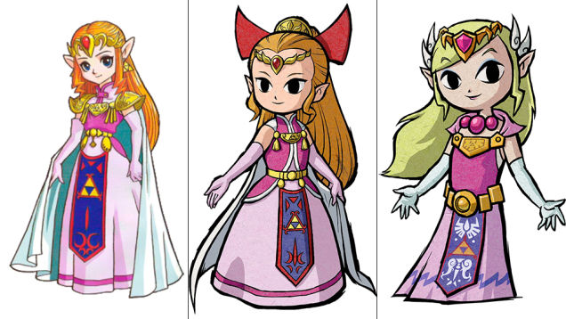 Zelda: Oracle of Ages/Seasons, Four Swords, The Wind Waker
